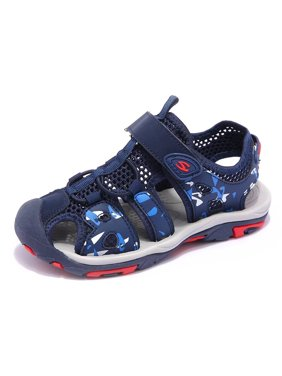 9fdb606ab12 Product Image Kids Sport Sandals Closed Toe Boys Lightweight Athletic Beach  Shoes (Toddler Little Kid