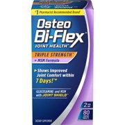 Osteo Bi-Flex Triple Strength w/ MSM, 80 Coated Tablets
