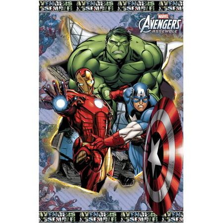 Marvel Avengers 3D Framed Wall Art - Walmart.com