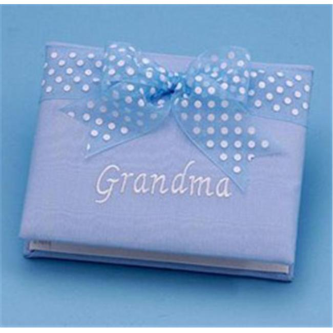 Beverly Clark 200SGB Grandma Brag Book in Blue