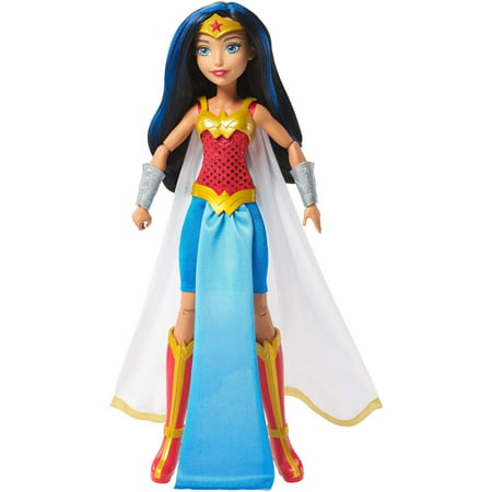 DC Super Hero Girls Wonder Woman Intergalactic Gala Doll (Girl Superheroes Names)