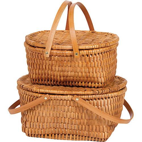 Picnic Plus Kit & Kaboodle Basket Set (2)