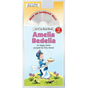 I Can Read Books: Level 2: Amelia Bedelia Book and CD (Other)