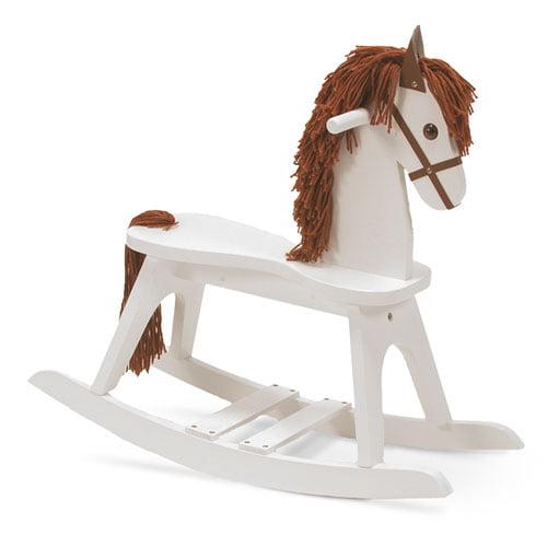 Storkcraft Rocking Horse, White