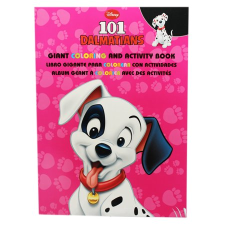 Disney Animated Classics Coloring and Activity Book (101 Dalmatians - Disney Halloween Coloring Sheets Printable