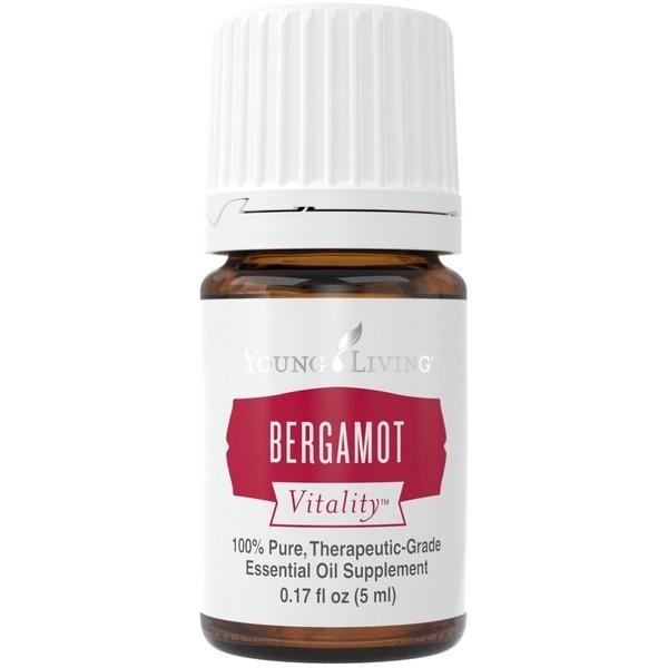 Young Living Bergamot Vitality Essential Oil 5 ml