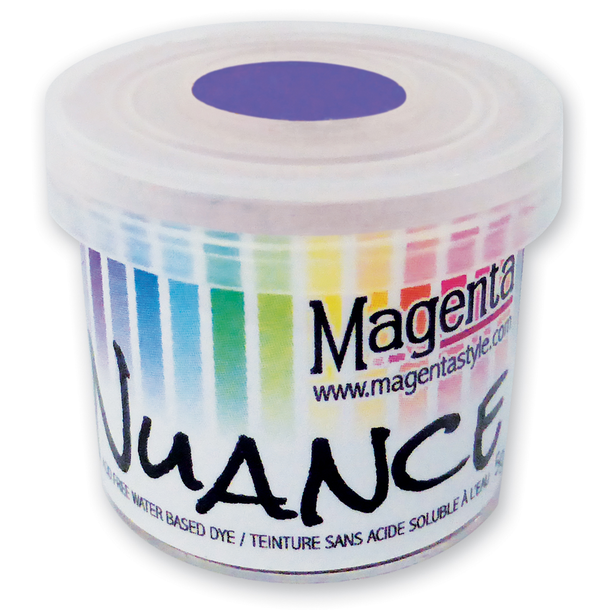 Magenta Nuance Powdered Dye-Violet