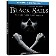 Black Sails: The Complete First Season (Blu-ray + Digital HD) (Widescreen)