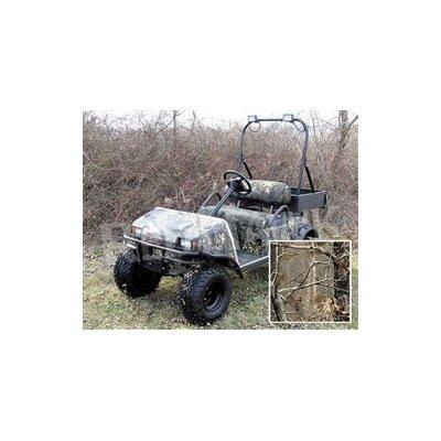 realtree ap hd golf cart body camouflage system