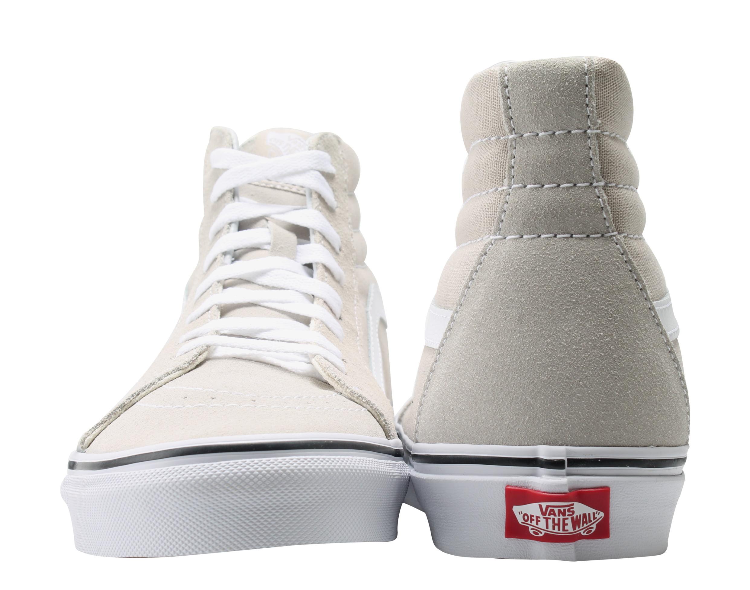 Vans - Vans Sk8-Hi Silver Lining/White