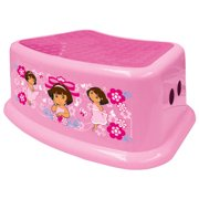 Licensed Step Stool Dora The Explorer