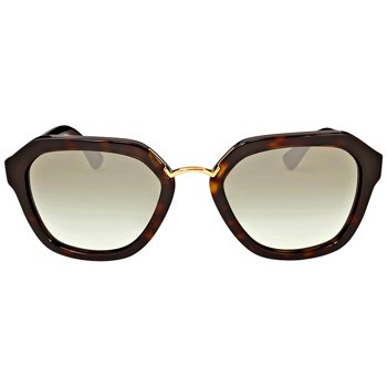 Prada Catwalk Tortoise Women's Sunglasses