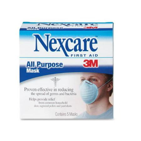 3m nexcare comfort mask