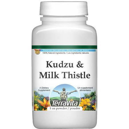 Kudzu and Milk Thistle Combination Powder (1 oz, ZIN: 513434)