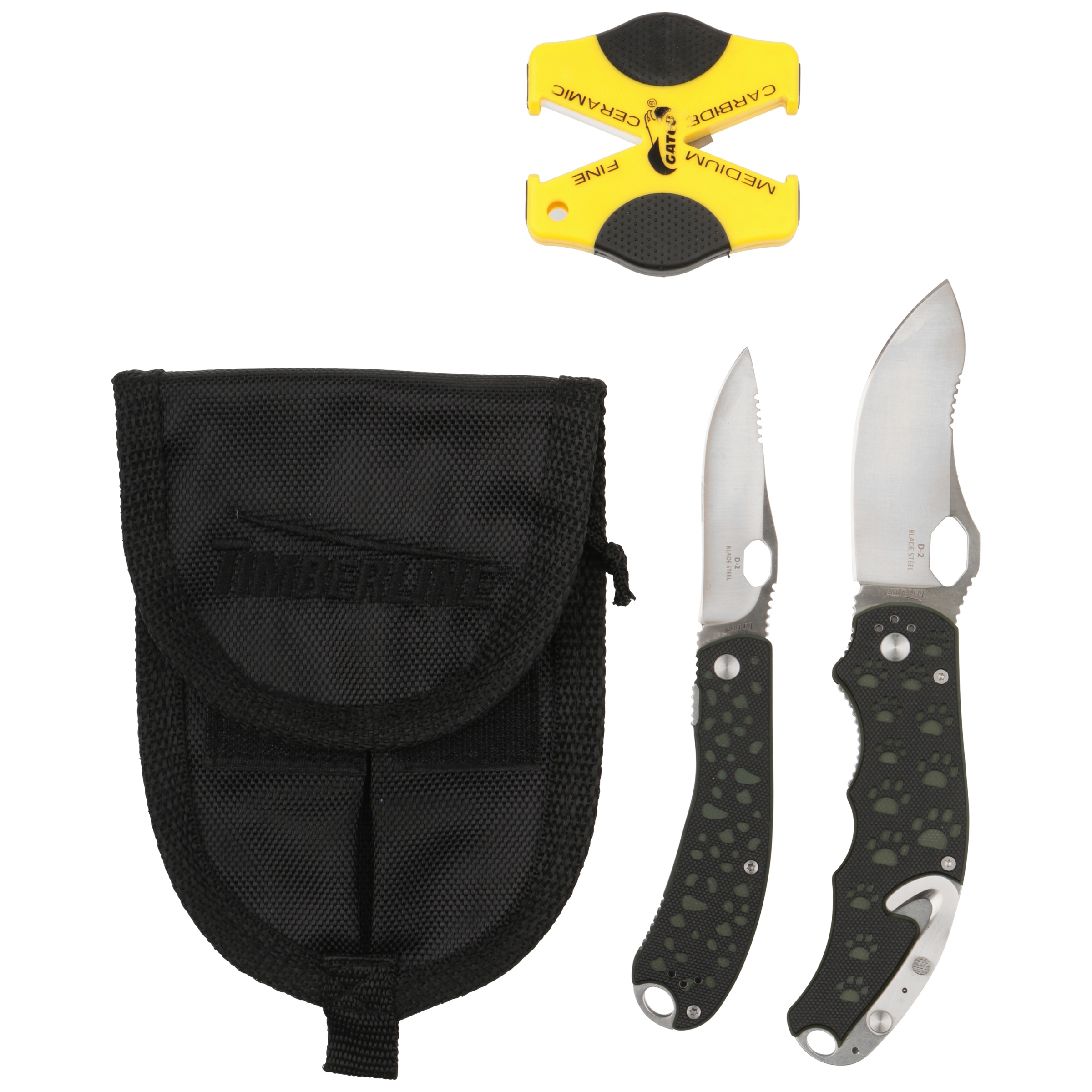 Timberline® Knife and Tool Big Game Combo Pack 4 pc. Pack