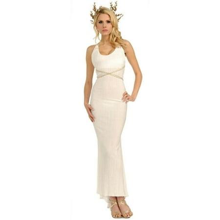 White Aphrodite Costume Rubies 888516 White - Aphrodite Costumes