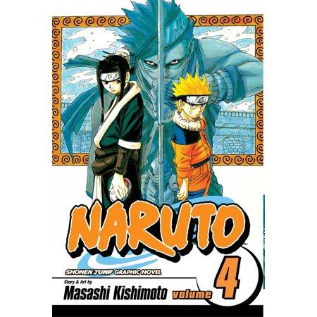 Naruto Outfits (Naruto, Vol. 4)
