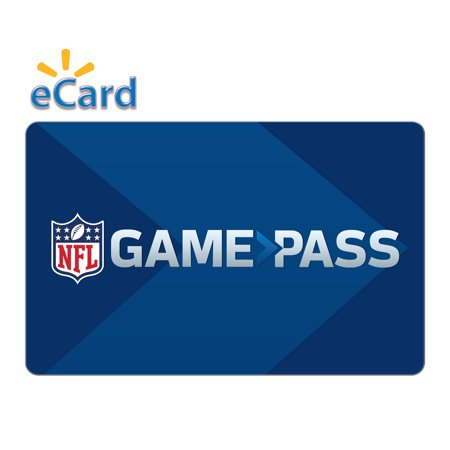 Nfl Game Pass Season Gift Card (email Delivery) - Nfl Gift Card