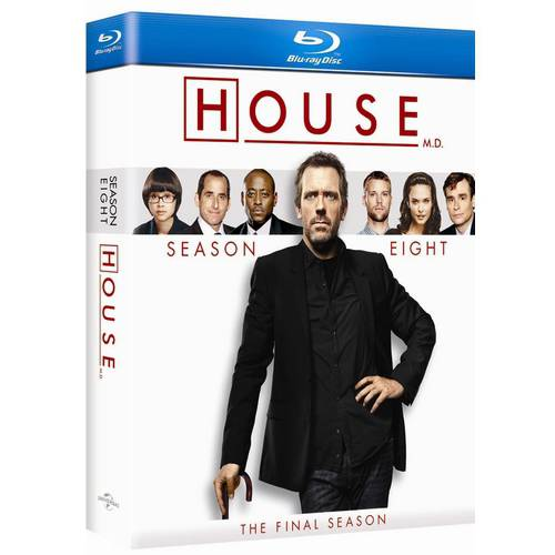 House M.D.: Season Eight (Blu-ray)