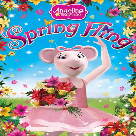 Angelina Ballerina: Spring Fling (Vudu Digital Video on Demand)
