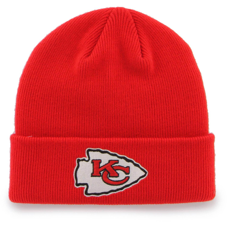 NFL Kansas City Chiefs Mass Cuff Knit Cap - Fan Favorite