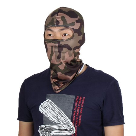 Full Coverage Face Mask Activities Neck Protector Hood Beanie Helmet Balaclava ()
