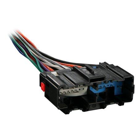Metra Electronics 70-2104 TurboWire Radio Wiring Harness ... on