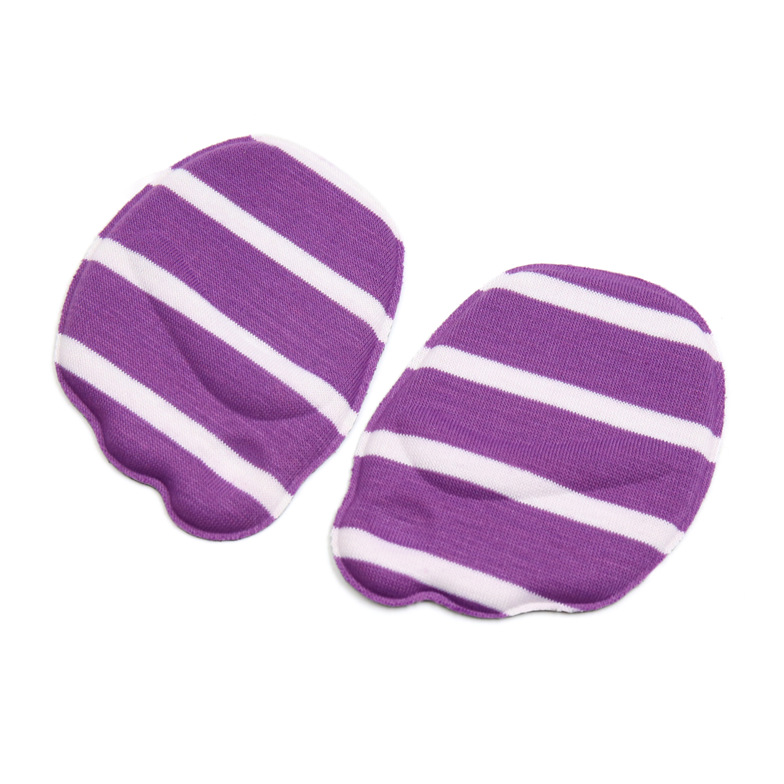 1 Pair Soft Sponge Ball of Foot Forefoot Metatarsal Pad High Heel Half Insole Cushion