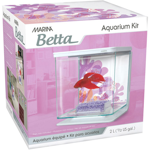 Marina Betta Kit, Flower Theme