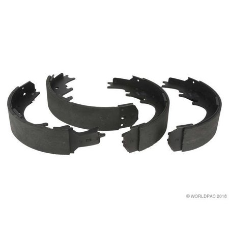 Motorcraft W0133-1847696 Drum Brake Shoe for Ford Models