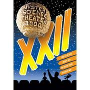 MYSTERY SCIENCE THEATER 3000 XXII (DVD/4 DISC) (DVD)