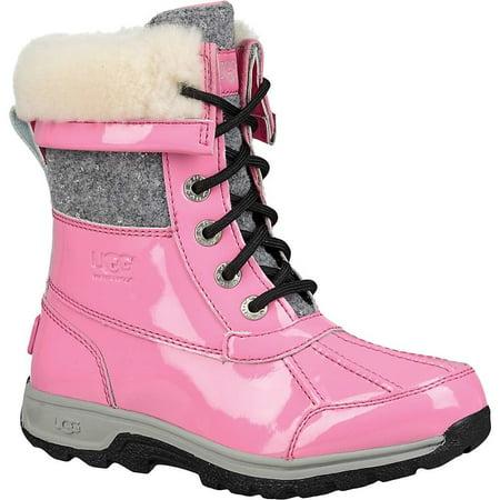 454a275ff37 UGG Australia BUTTE II PATENT SPARKLE Boot Kid 1019209K - Girls