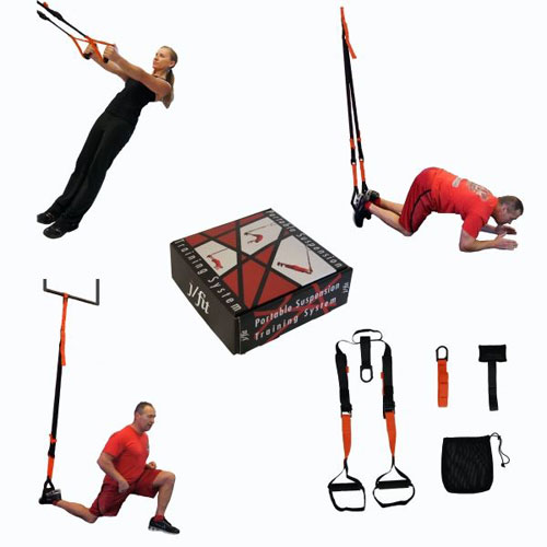 JFit Portable Suspension Training System