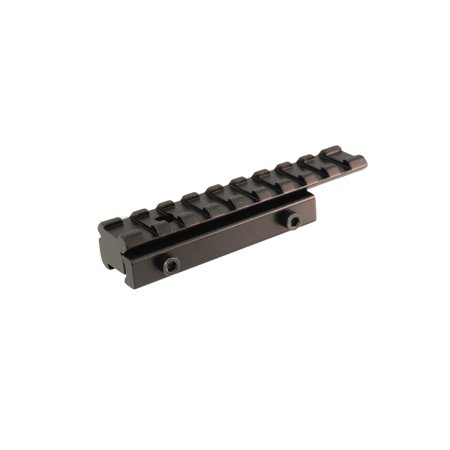 0c10cd439 New Dovetail to Weaver Tactical Rail Base Mount 3/8