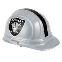 Oakland Raiders WinCraft Team Construction Hard Hat - No Size