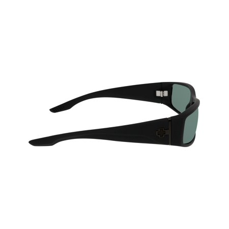 48d8d896da Spy Men s Cooper 670195973863 Black Rectangle Sunglasses - image 1 ...
