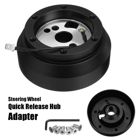 Car Steering Wheel Quick Release Hub Adapter Kit For Chevrolet For Dodge For Jeep For Buick