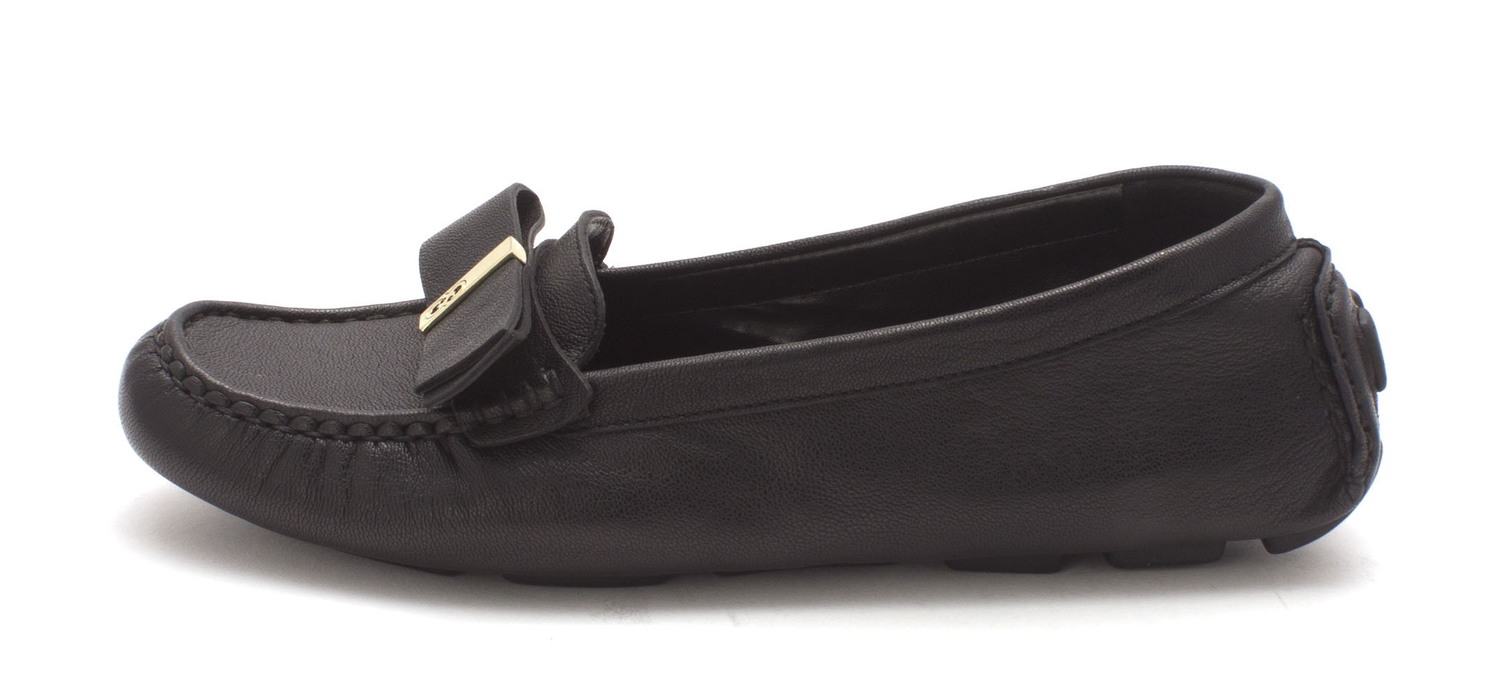 Cole Haan Womens Shelby Closed Toe, Black, Size 6.0