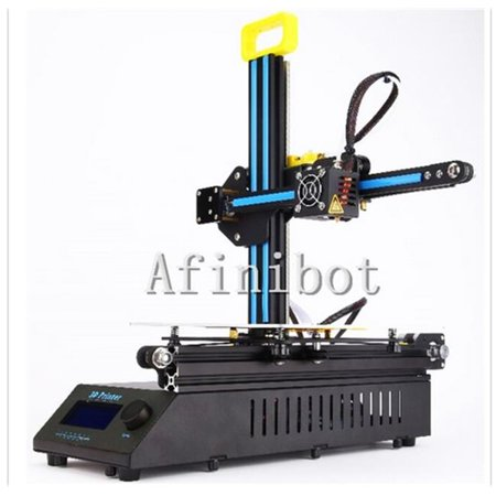 HK Affinity A9L 3D Printer And Laser Engraver, 210 x 210 x 210 mm.