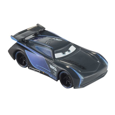 - Disney/Pixar Cars 3 Jackson Storm Die-Cast Character Vehicle