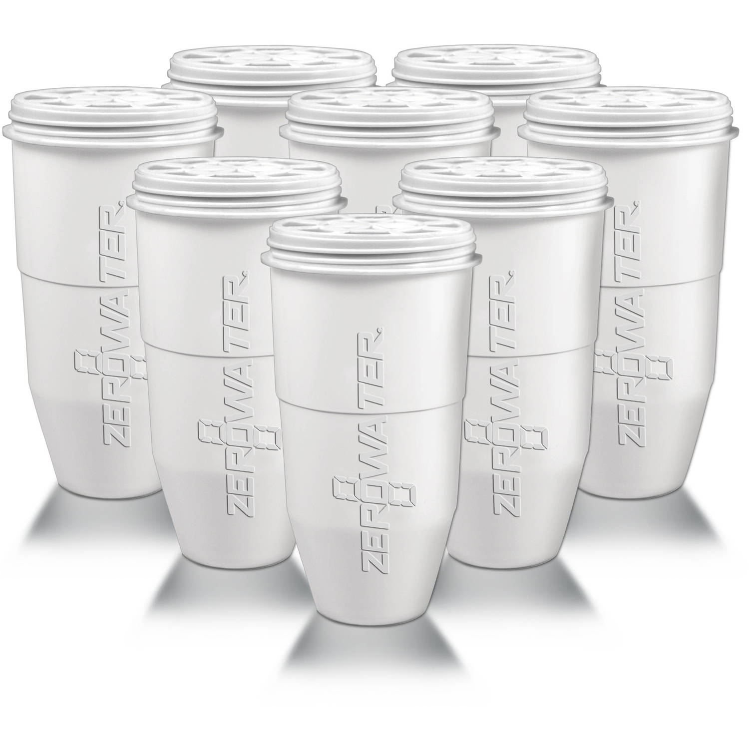 ZeroWater Replacement Filter for Pitchers, 8-Pack