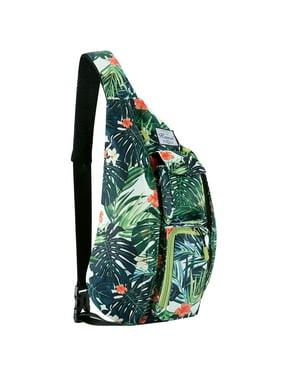 Sling Backpack- Rope Bag Crossbody Backpack Travel Multipurpose Unisex Daypack
