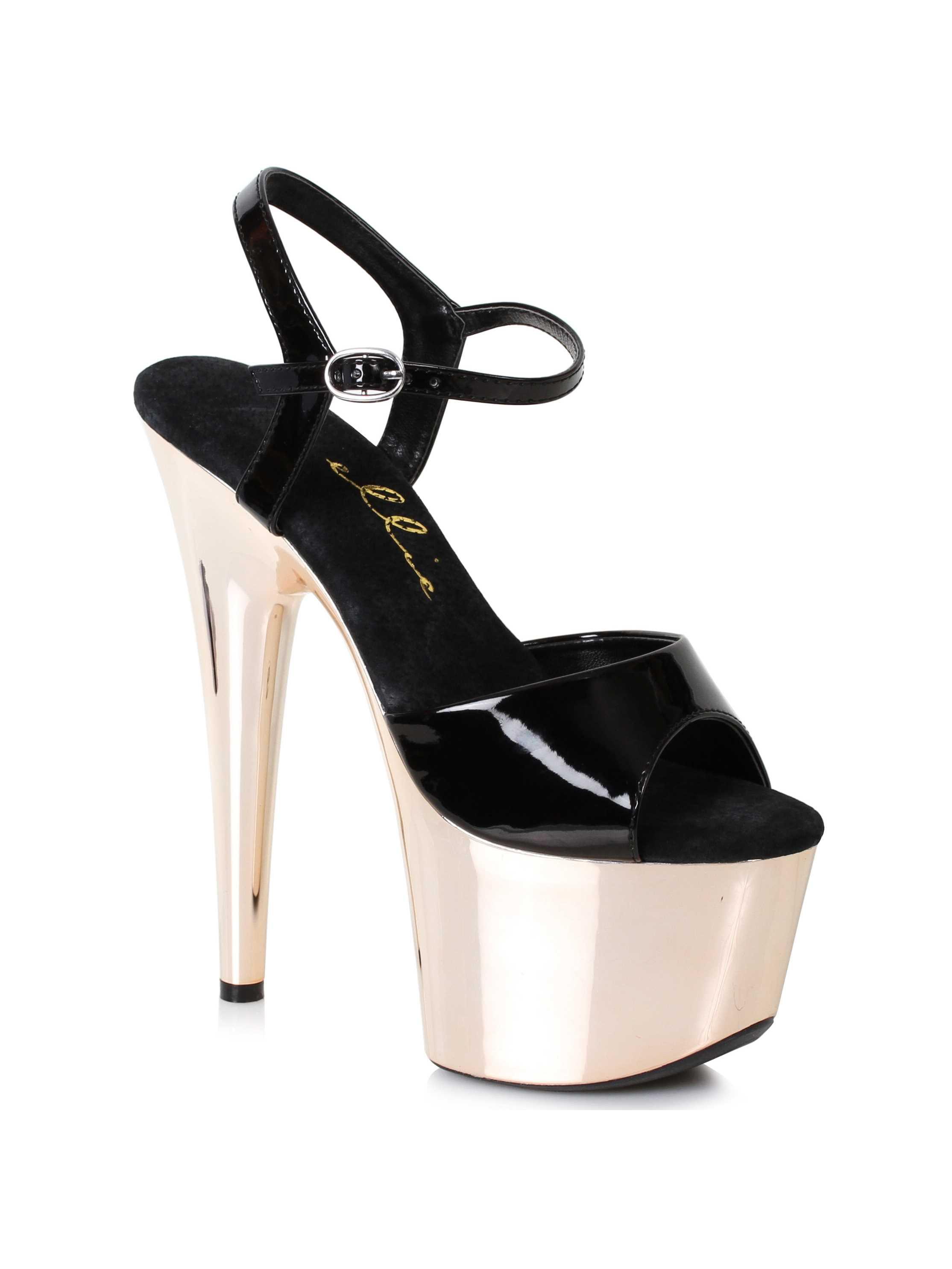 Ellie Shoes Womens 709-bria Platform Sandal