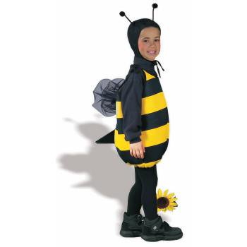 COSTUME-CHILD HONEY BEE](Bee Costume Baby)