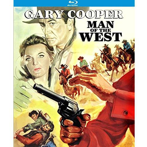 Man Of The West (Blu-ray) KICBRK1420