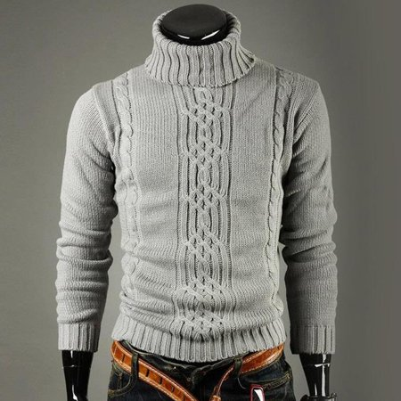 63e86af75 Y Style - Men Casual Sweater Men Pullovers Autumn Winter Knitting ...