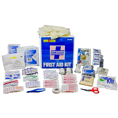 Orion Safety Products Offshore Sportfisher Marine First Aid Kit by Orion