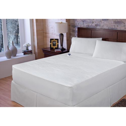 Rest Remedy Waterproof Electric Warming Mattress Pad with Safe & Warm Technology King