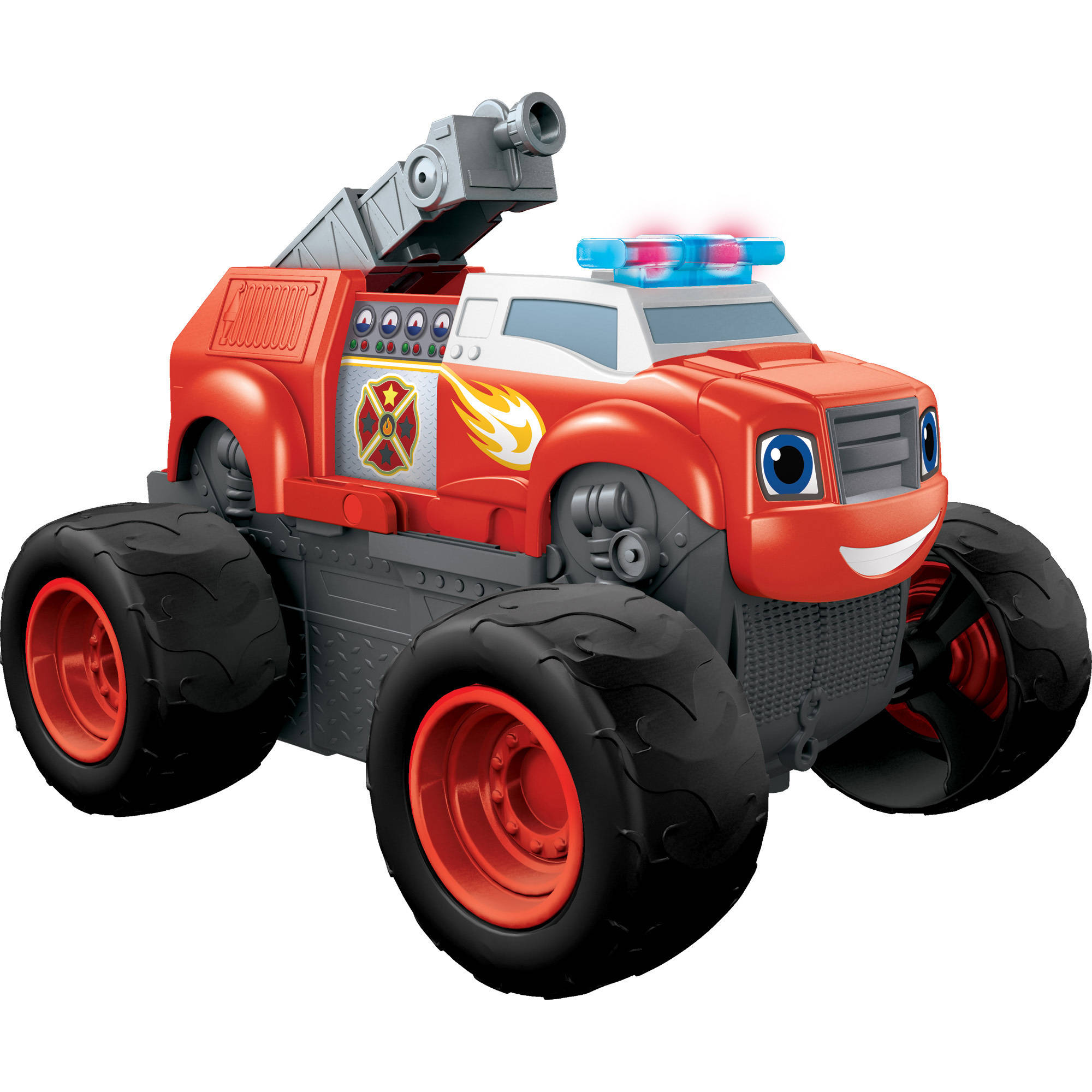Nickelodeon Blaze and the Monster Machines Transforming Fire Truck Blaze by Fisher-Price