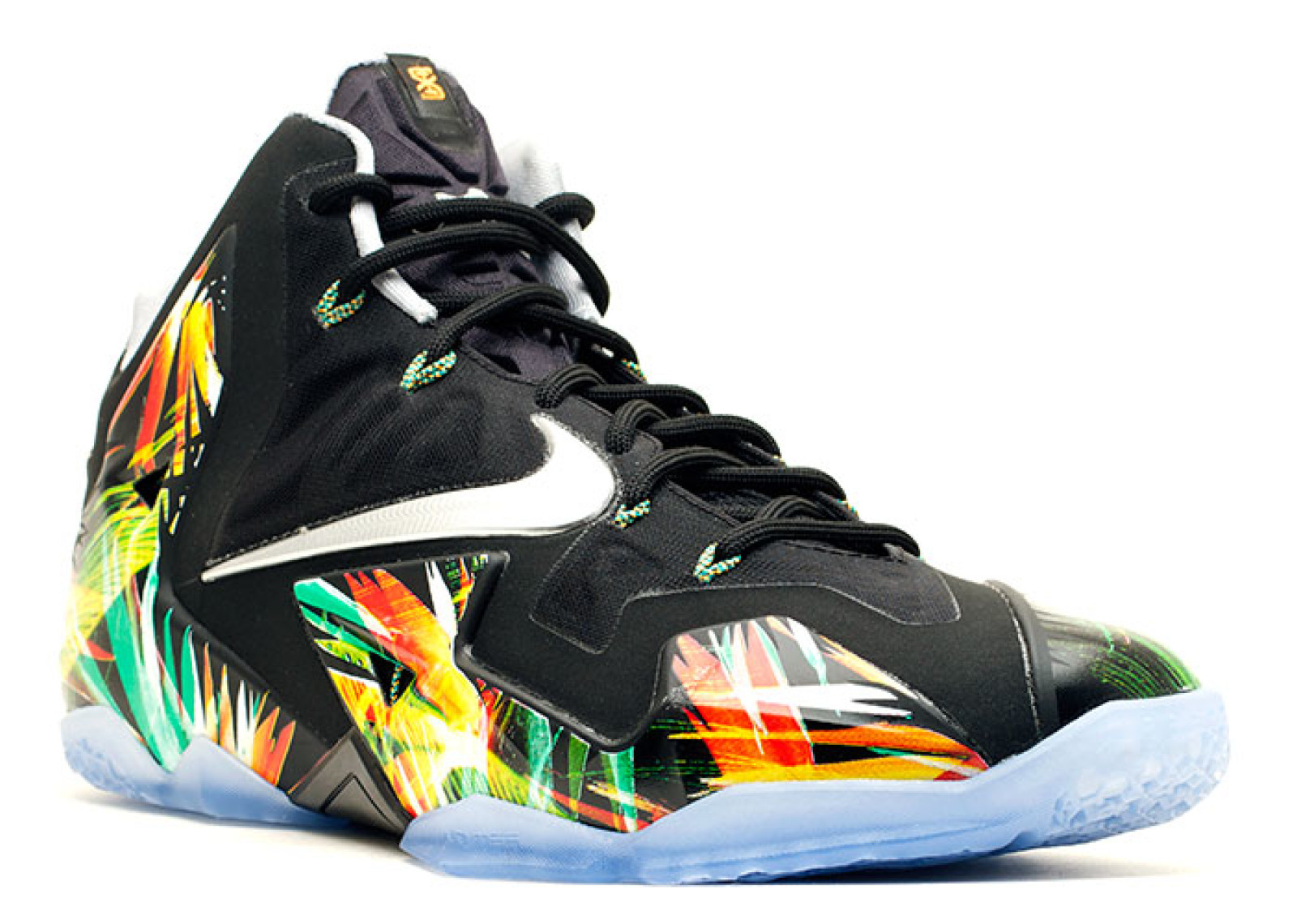 Nike - Men - Lebron 11 'Everglades